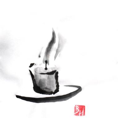 Candlelit Warmth