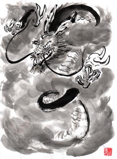 Dragon's Cloud